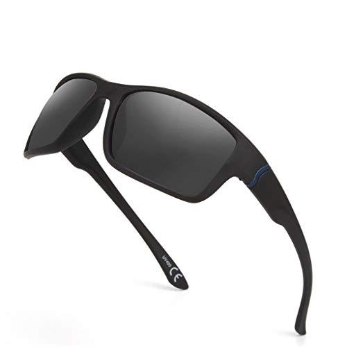 fazry Damen Herren Draussen Sportbrillen Reiten Sonnenbrillen Mode für Sport-Sonnenbrillen(D)