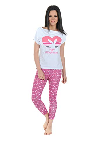 3c2f4bb1216e8 Play boy nightwear the best Amazon price in SaveMoney.es