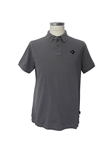 Converse Polo Basic grigio X-Large