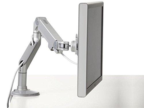 Humanscale Monitorhalterung, Metall, grau, 68.00 x 14.00 x 52.00 cm -