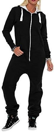 Women's Onesie Jumpsuit Ladies Elegant One Piece Pajama Playsuit Women's Sleepwear Tracksuit Al