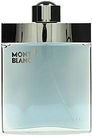 عطر اندفيدوال من مونت بلانك للرجال - او دي تواليت، 75 مل