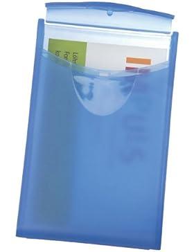 Han 2002-64 - Tarjetero de bolsillo, azul
