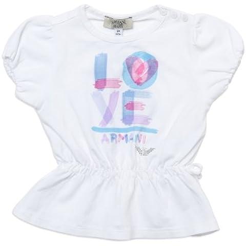 Armani Junior Camiseta–6M