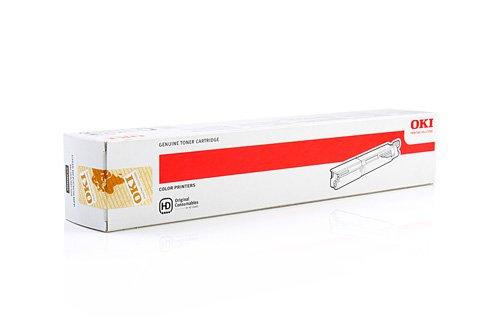 Oki Original 43459324 / C3520, für C 3520 MFP Premium Drucker-Kartusche, Schwarz, 2500 Seiten