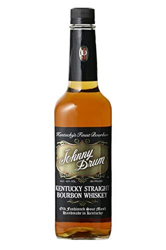 Johnny Drum Black Label Whiskey (1 x 0.7 l) -