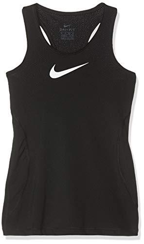 Nike G NP Tank Top, Niñas, Black/White