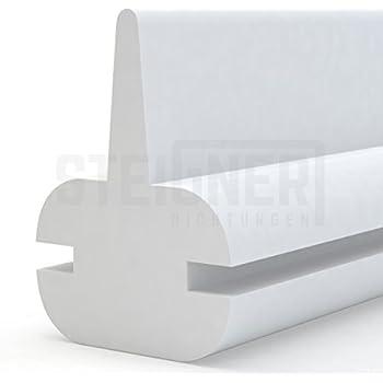 steigner joint de douche en silicone 130cm sdd01 blanc joint d 39 tanch it pour la protection. Black Bedroom Furniture Sets. Home Design Ideas