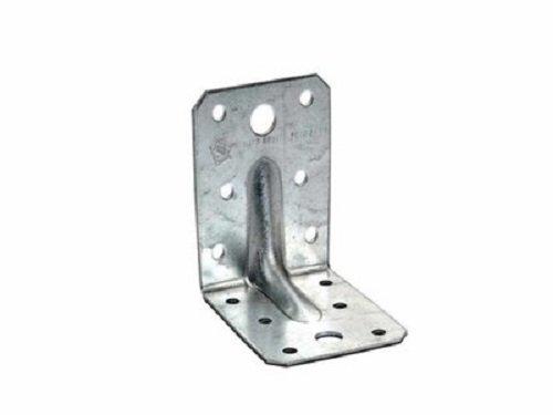 KP4/2Ecke Winkel Halterung Korsett L Regal verstärkte Hosenträger verzinktem Stahl Klammern 70x 70x 55MM T2mm Wand Form richtige Unterstützung 90starken, robust, Bar -