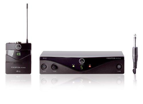 Akg WMS45PTINSTR - Wms-45 pt instruments microfono inalambrico sis. sr45 + pt45