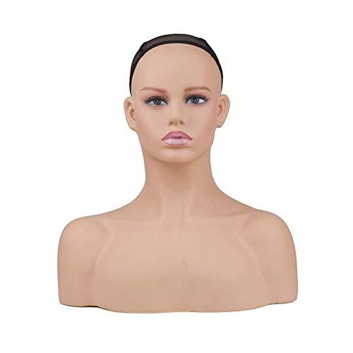 Schaufensterpuppe Kopf, Falscher Kopf, Perückenkopf Modell Europäischen Und Amerikanischen Stil, Brille Hut Display Modell Kopf