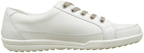 Josef Seibel Ladies Smu-dany 63 Sneaker Bianco (bianco)