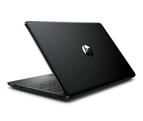 HP 15-da0296TU 2018 15.6-inch Laptop (7th Gen i3-7020U/4GB/1TB/Free DOS 2.0/Integrated Graphics), Sparkling Black