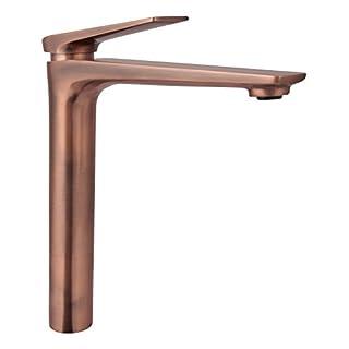 Aquasu 770095Orva Basin Mixer Copper