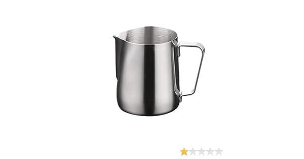 Ogquaton Pichet /à lait Fancy Milk Inox Tasse /à lait caf/é /à th/é Th/é au lait Pichet /à lait /à lait Latte