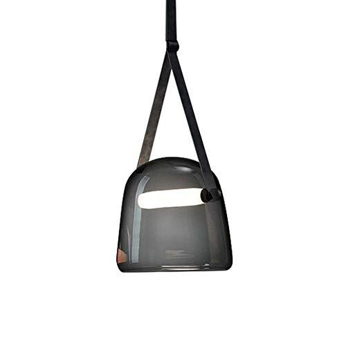 UKLLYY Kreative Moderne Minimalistische Wohnzimmer Kronleuchter Licht Led Lampe Nordic Restaurant Schlafzimmer (Color : A) -