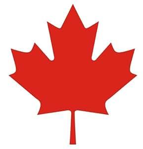 8 x 7 cm konturschnitt autoaufkleber kanada canada ahornblatt sticker aufkleber f rs auto. Black Bedroom Furniture Sets. Home Design Ideas