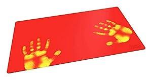 Ultimate Guard ugd10880No Play de Mat chromia Skin Inferno-Rojo (61x 35cm), Parte