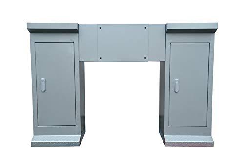 PAULIMOT Unterschrank Untergestell für Drehmaschine, universell
