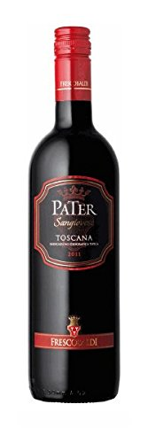 6 bottles Sangiovese di Toscana IGT Pater Marchesi de' Frescobaldi