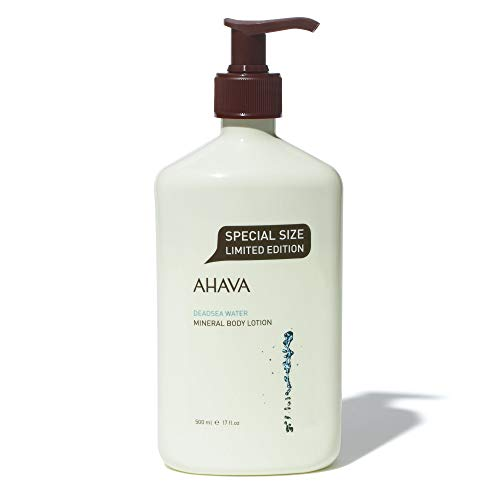 Ahava Body Lotion (AHAVA Deadsea Water Mineral Körperlotion Limited Edition, 500 ml)