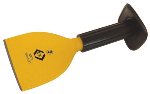 C.K T3087S 4 Steinmeißel mit Handschutz, 100 mm