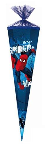 Spiderman Schulranzenset 21-tlg. Schultüte, Sporttasche, Schüleretui gefüllt, Regen/Sicherheitshülle SPON8251 - 6