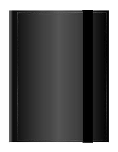 Arkero-G® 4-Pocket Pro Binder Schwarz / Black