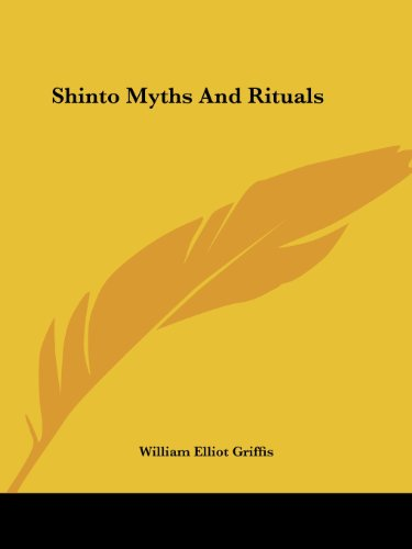 Shinto Myths and Rituals Cover Image