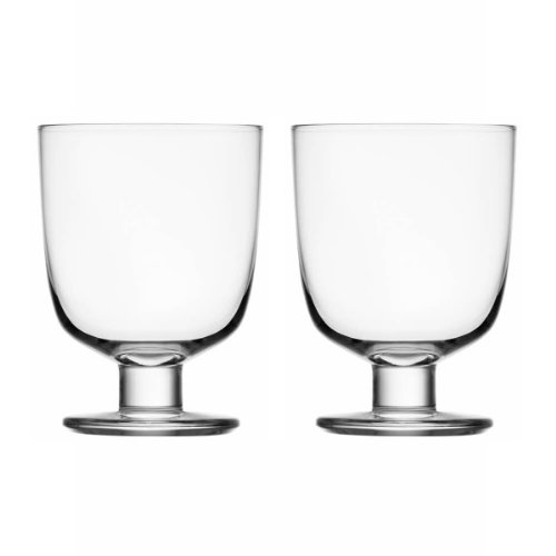 Iittala 1008683 Gläser-Set Lempi 2-teilig 0,34 L, klar
