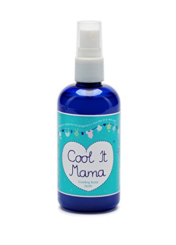 Facial Spritz (Cool It Mama Body And Facial Spritz 100ml For Pregnancy Cooling Relief)