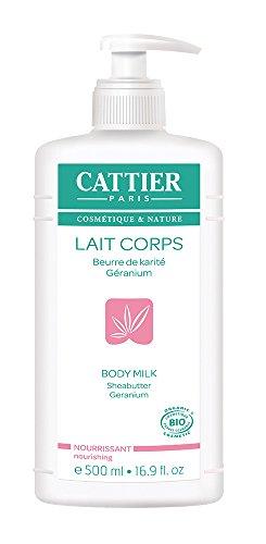 Cattier Leche Corporal Nutritiva - 500 ml