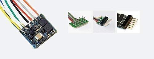 ESU 53665 LokPilot Nano Standard DCC Decoder, 6-pol. NEM 651 Direktanschluss