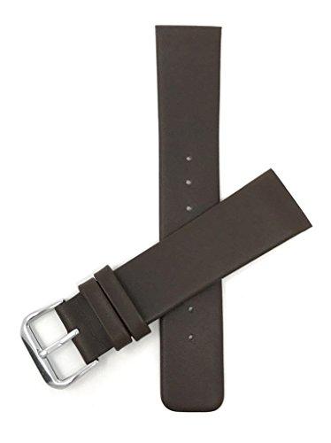 Leder Uhrenarmband 26mm für Skagen, Braun, auch verfügbar in schwarz, weiß