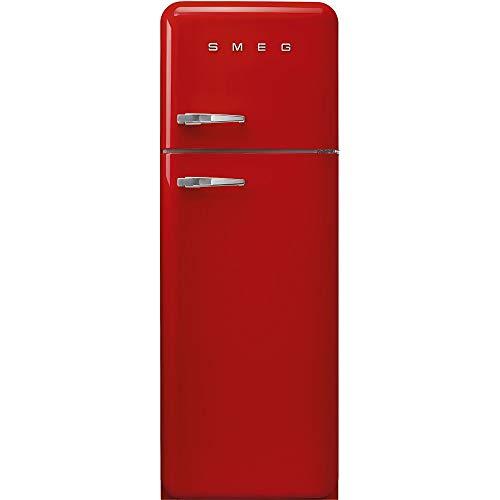 Smeg FAB30RRD3 nevera congelador Independiente Rojo