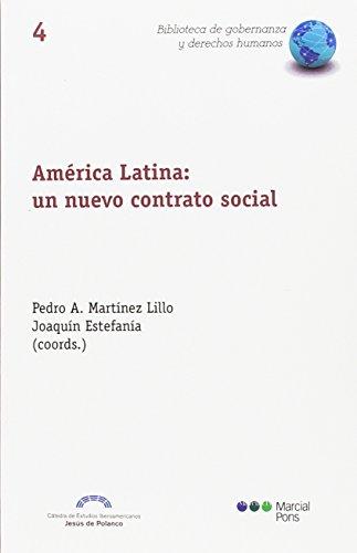 América Latina: un nuevo contrato social (Biblioteca de gobernanza y derechos humanos)