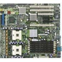 Intel Server Board SE7520BD2 Carte-m ère SSI EEB 3.5 E7520 Socket 604 UDMA100, SATA-150 (RAID), Ultra320 (RAID) 2 x Gigabit Ethernet vid éo