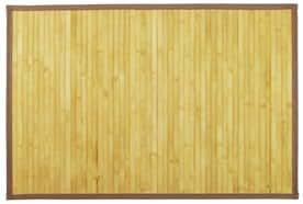 Tapis de Bain 'Okaido' en Bambou 60x90 cm