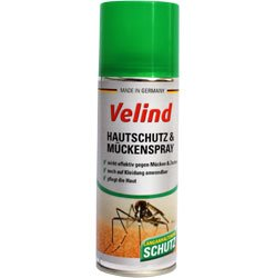 Velind Hautschutz und Mückenspray, 200ml -