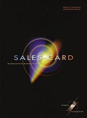 Sales-Card: Spielkarten mit Anleitung