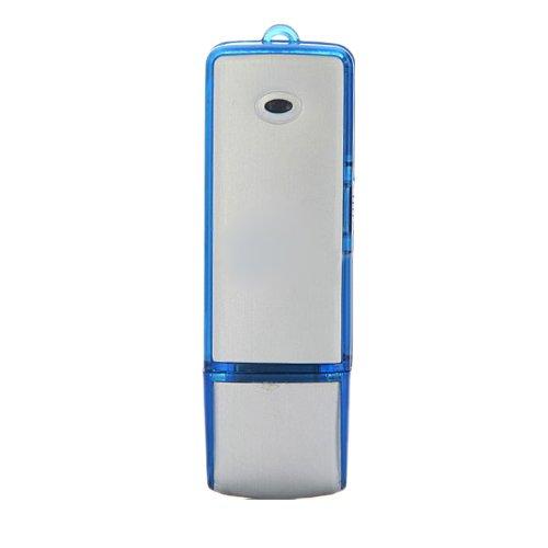 * SODIAL es una marca registrada. Solo el vendedor autorizado de SODIAL puede vender los productos de SODIAL. Nuestros productos va a mejorar su experiencia de la inspiracion sin igual. SODIAL(R) USB SPY 8GB Unidad de flash Pluma grabadora de voz aud...