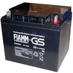 Preisvergleich Produktbild FIAMM BLEIAKKU / BLEIGELAKKU BATTERIE 12V 42Ah FG24204,  Wartungsfrei