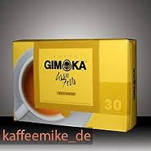 Cafetera espresso Gimoka oro gran Festa 30 pcs X 7 G de cápsulas (210 G)