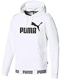 Puma 854737 Sudadera Hombre Blanco L
