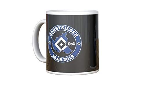 HSV Hamburger Sportverein Tasse Derbysieger 10.03.2019