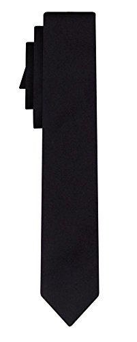BOSS Seidenkrawatte BOSS solid black