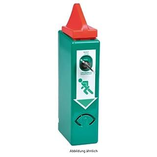 EH-Türwächter mit Voralarm-Modul für Panikstange, EN 179, langnachleuchtend