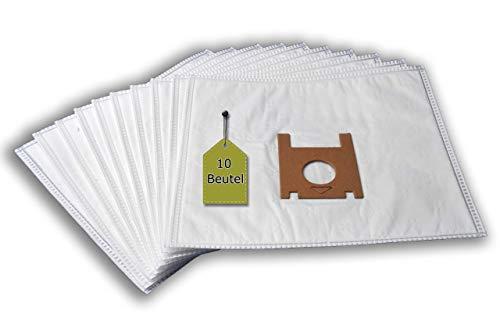 eVendix Staubsaugerbeutel passend für Firstline FL 1300 L   10 Staubbeutel + 2 Mikro-Filter   kompatibel mit Swirl R29