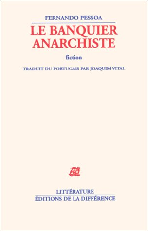 Le Banquier anarchiste, 3e dition