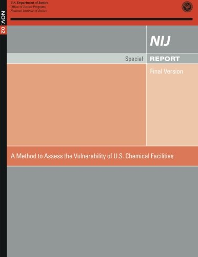 A Method to Assess the Vulnerability of U.S. Chemical Facilities
